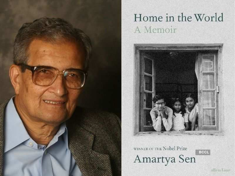 'Home in the World' by Amartya Sen