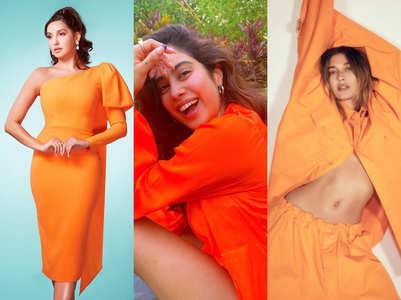 Orange is the colour of the season