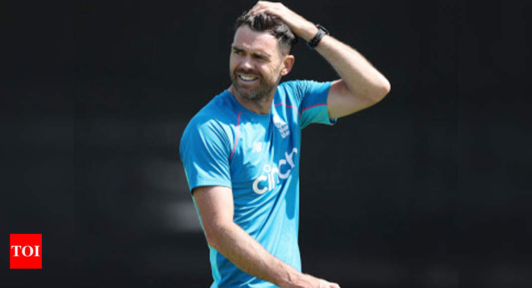 'Not good enough' James Anderson eyes another England record | Cricket News – Times of India