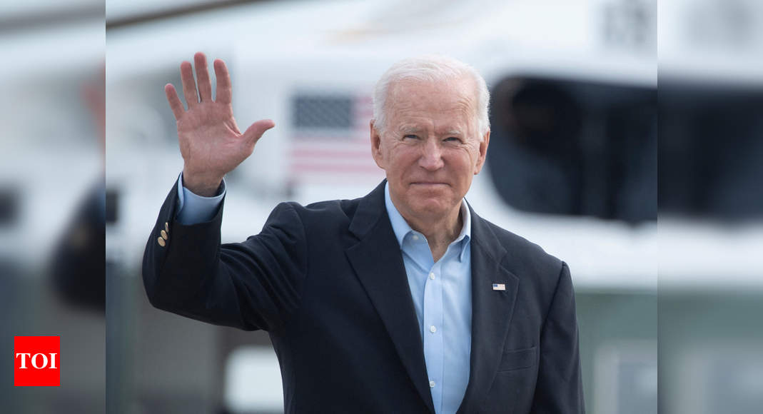 Joe Biden, his advisor warn against Delta variant – A highly infectious strain of Covid-19 – Times of India