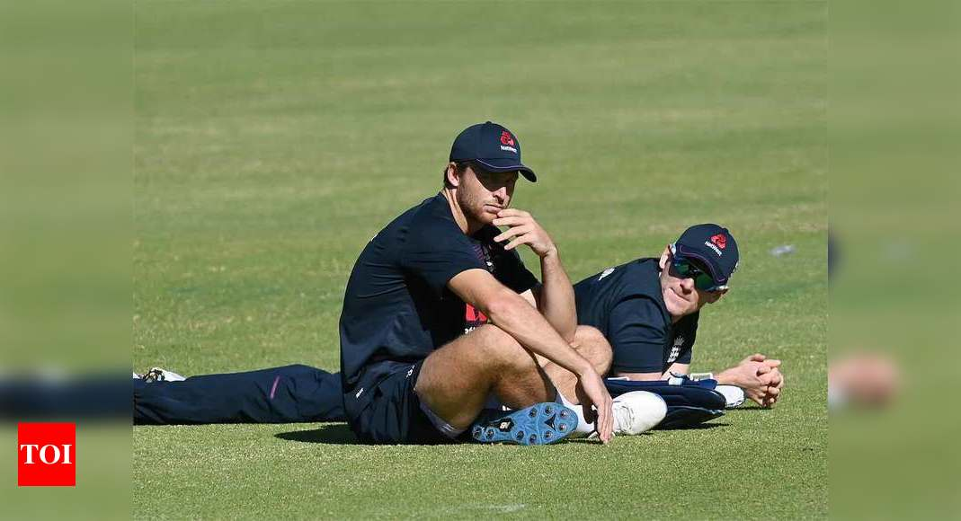 Now, Jos Buttler and Eoin Morgan face heat for tweets 'mocking' Indians   Cricket News – Times of India