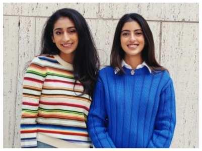 "Fans call Navya Naveli Nanda ""absolute girlboss"""