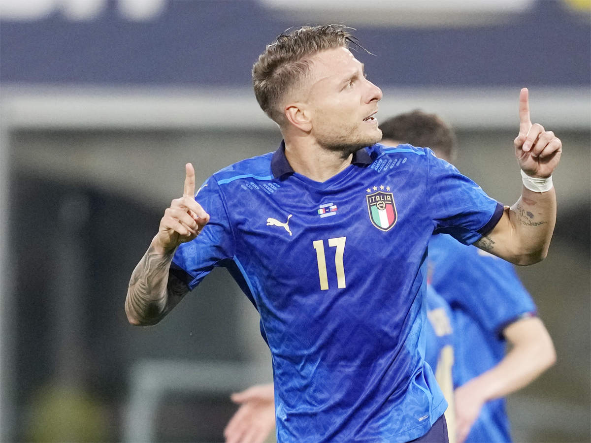 Euro 2021: Ciro Immobile looks to bury demons as Italy kick off against  Turkey | Football News - Times of India