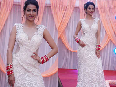 Amandeep Sidhu aka Mahi styles her own look