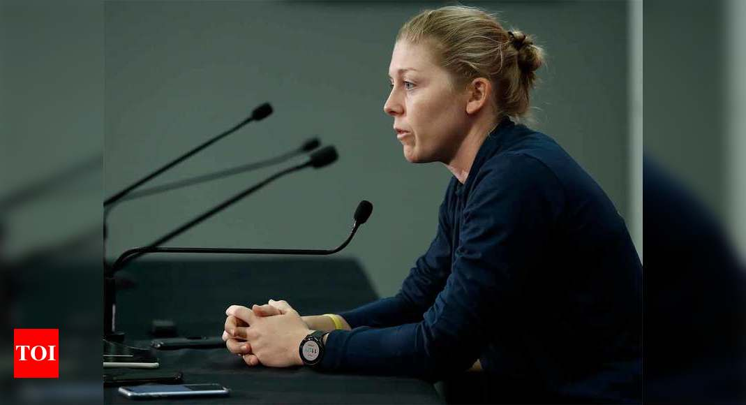 Heather Knight gives thumbs-up to multi-format India series, calls visitors very strong   Cricket News – Times of India