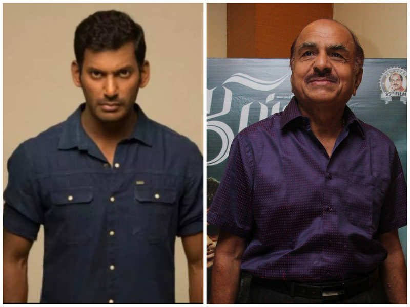 RB Chowdhary responds to Vishal's allegation and police complaint