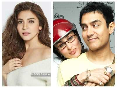 When Anushka Sharma auditioned for 3 Idiots