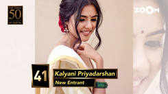 Kalyani Priyadarshan wins the top spot on Kochi Times Most Desirable Women 2020 list