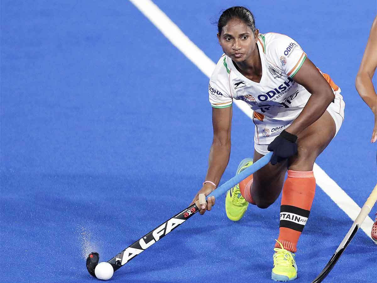 Need to work hard and prove my worth for Tokyo selection: Lilima Minz    Hockey News - Times of India