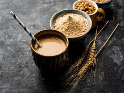 Make your own homemade protein shake with Sattu