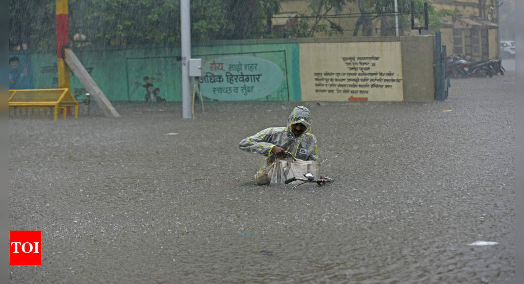 Maharashtra rains: Red alert in Raigad; over 1,000 people shifted to safer places thumbnail