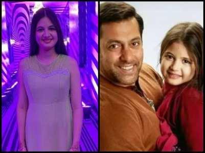 Transformation pics of Harshaali Malhotra
