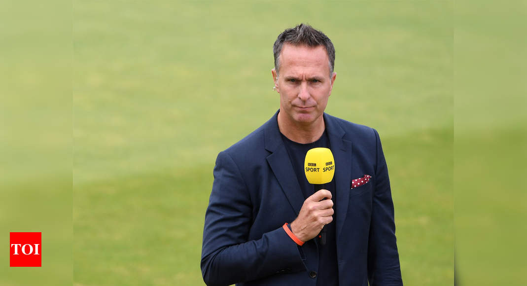 'Utterly ridiculous, witch hunt has to stop': Vaughan on investigation into alleged racist tweets   Cricket News – Times of India