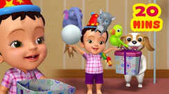 Telugu Nursery Rhymes: Kids Video Song in Telugu 'Ivvala Na Puttinaroju - My Surprise Gifts'