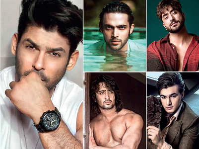 Times 20 Most Desirable Men on TV 2020