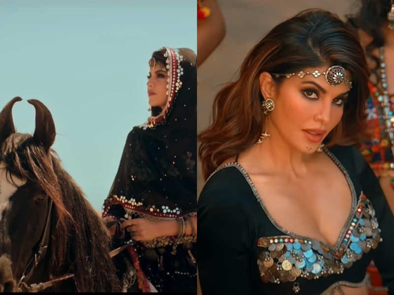Jacqueline Fernandez slays as bohemian gypsy in new music video