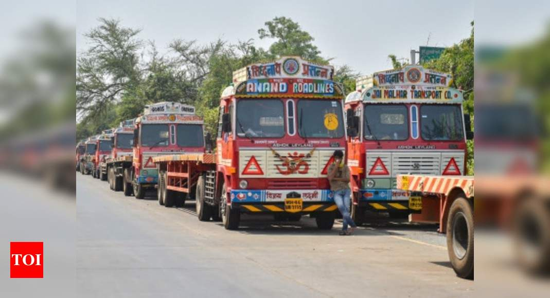 Cost-effective, clean, and optimised freight transport system key for India's growth: Report – Times of India