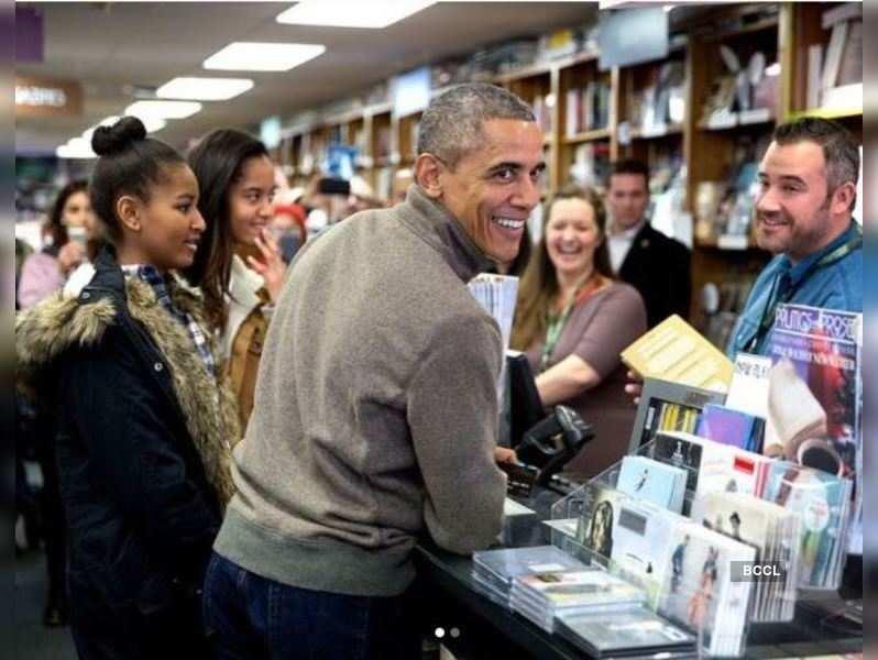 (Photo: Barack Obama/ Instagram)