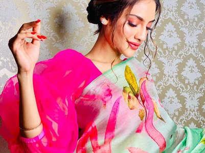 10 times Nusrat Jahan wowed us in ethnic wear