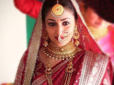 Yami Gautam's latest pics from her wedding