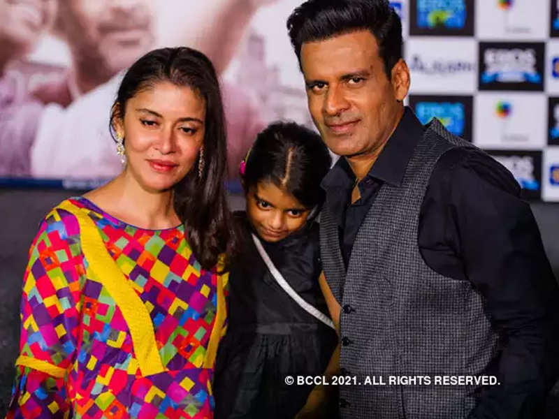 Throwback: When Manoj Bajpayee's wife Shabana spoke about quitting Bollywood