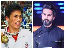 Did you know that Shahid Kapoor wanted to star in boxer Dingko Singh's biopic?