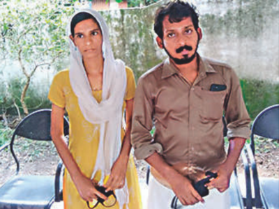 Kerala: In love, Muslim man conceals and takes care of Hindu wife for 10  years   Thiruvananthapuram News - Times of India