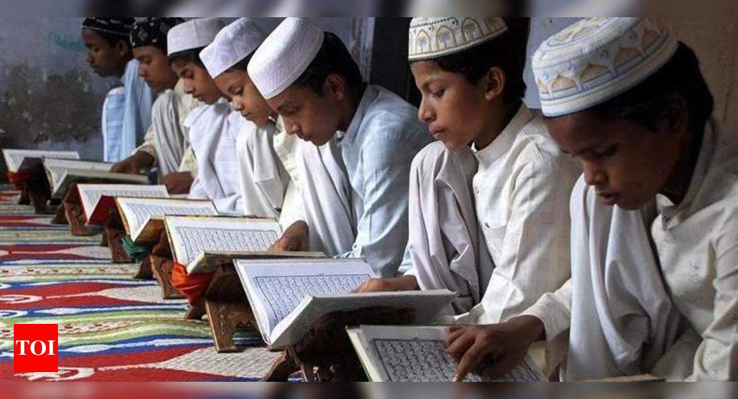 Madrasa teachers being trained for online teaching in UP – Times of India