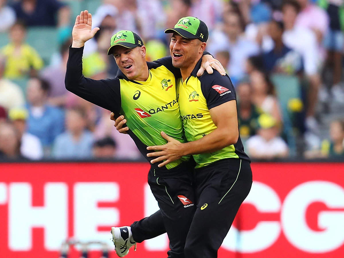 David Warner, Marcus Stoinis pull out of The Hundred | Cricket News - Times of India