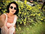 Mandana Karimi is teasing with her new captivating photoshoot