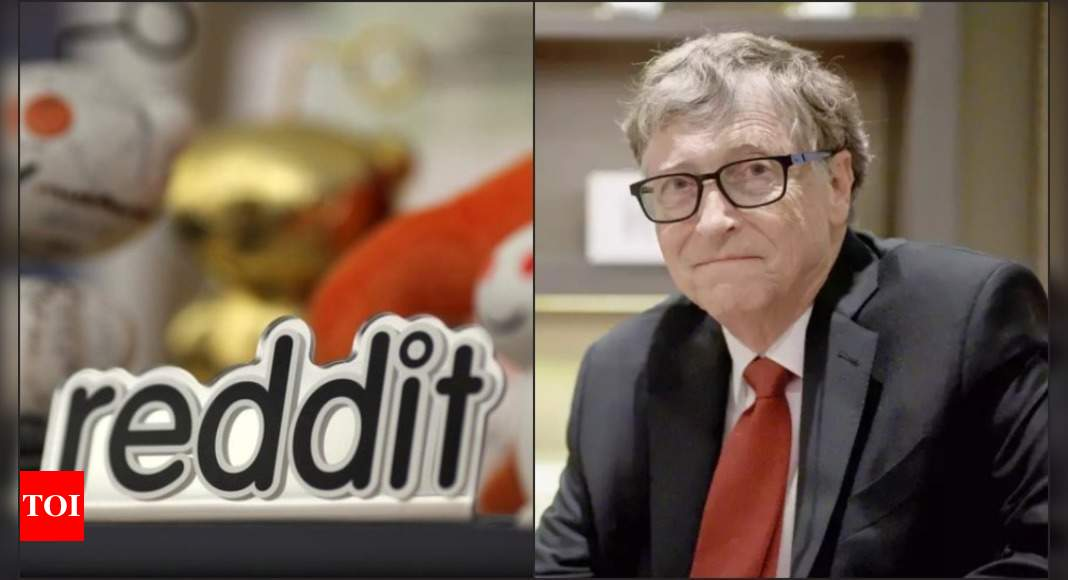 Photo of No more Christmas gifts from Bill Gates as Reddit's Secret Santa service shuts
