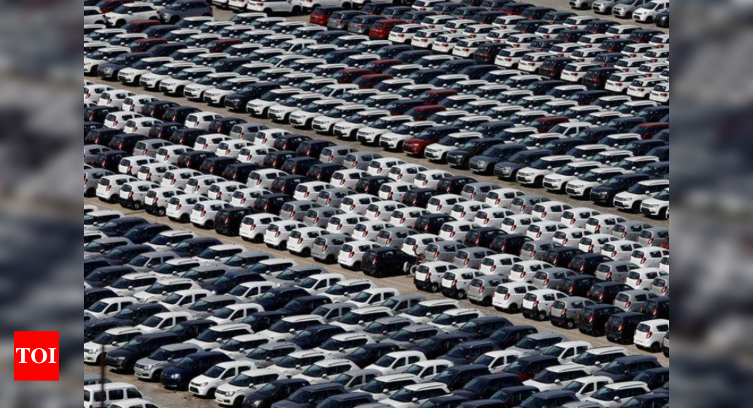Passenger vehicle sales in India dip 66% in May as Covid disruptions take toll: Siam