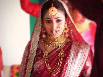 Yami Gautam's bridal look decoded