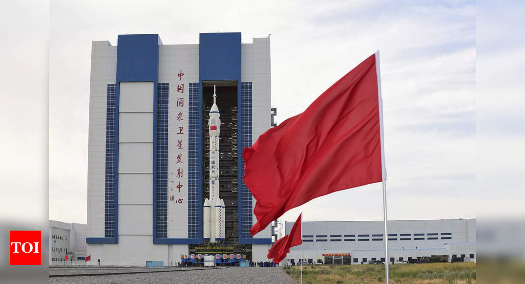 China launches four satellites into planned orbits – Times of India