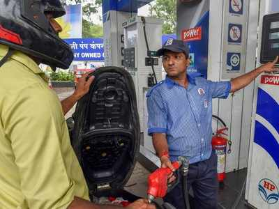 After petrol, diesel at almost Rs 100-mark in Rajasthan