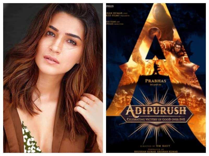 Kriti Sanon calls 'Adipurush' her 'most exciting project'