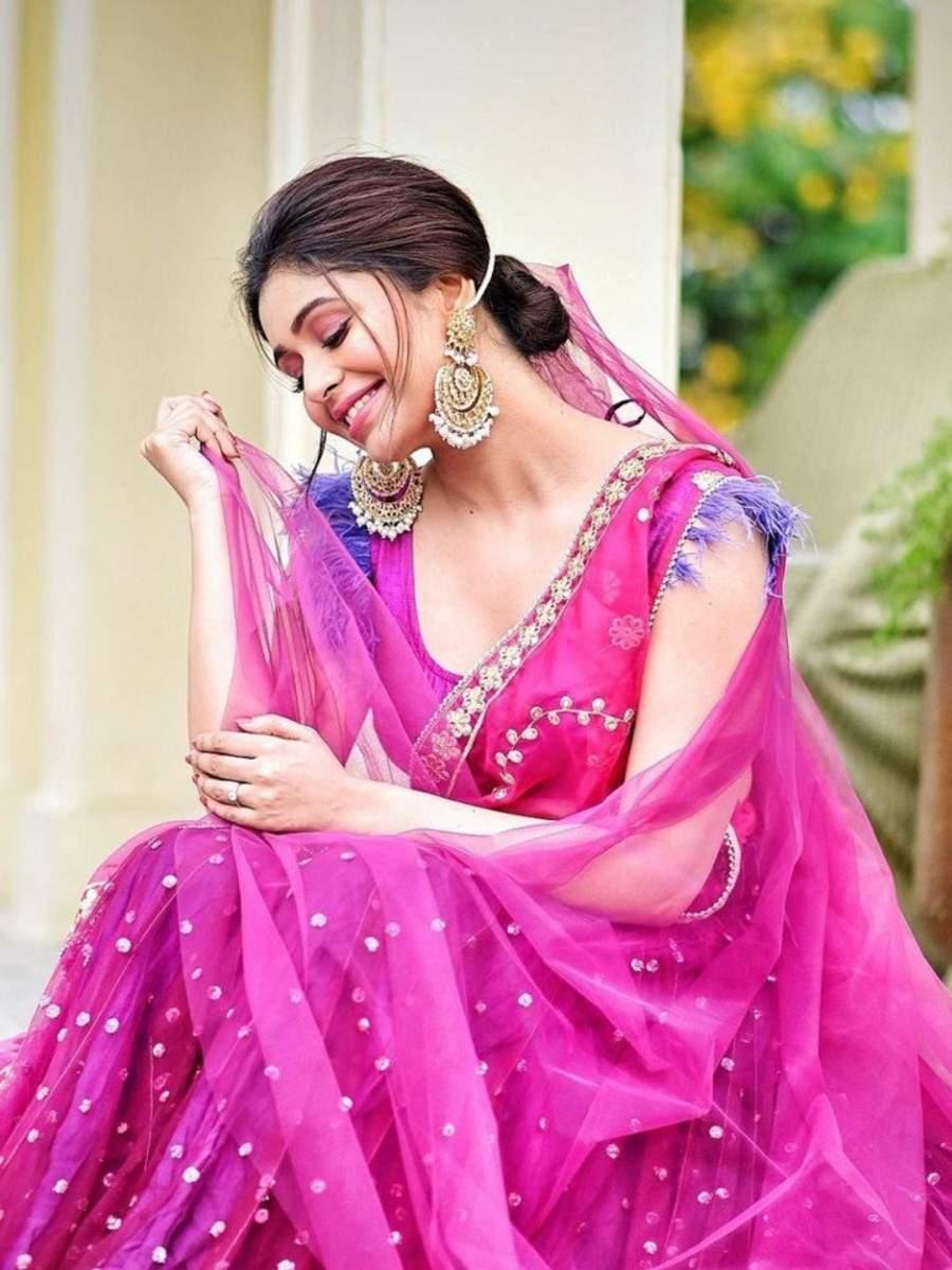 Inside Ritabhari's gorgeous ethnic wardrobe