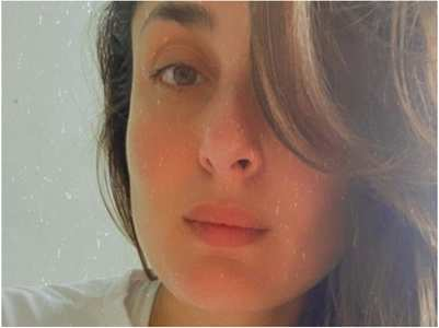 Pic: Kareena is waiting for the weekend