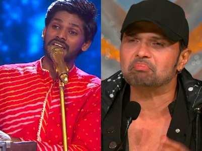 Indian Idol: Sawai makes Himesh emotional