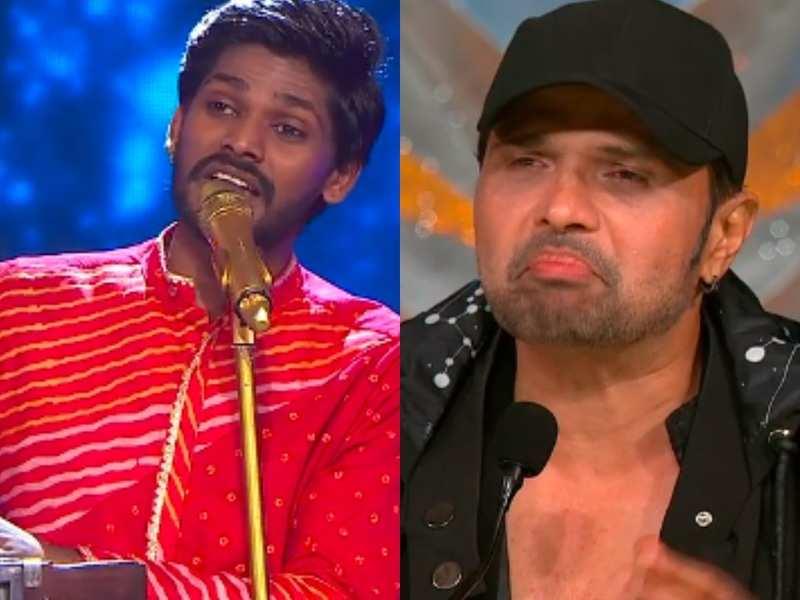 Sawai Bhatt croons to 'Tu Bichadann' on Indian Idol 12; makes judge Himesh Reshammiya emotional