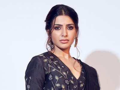 10 times Samantha sizzled in a saree