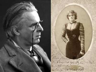 Love tales #2: W.B. Yeats and Maud Gonne
