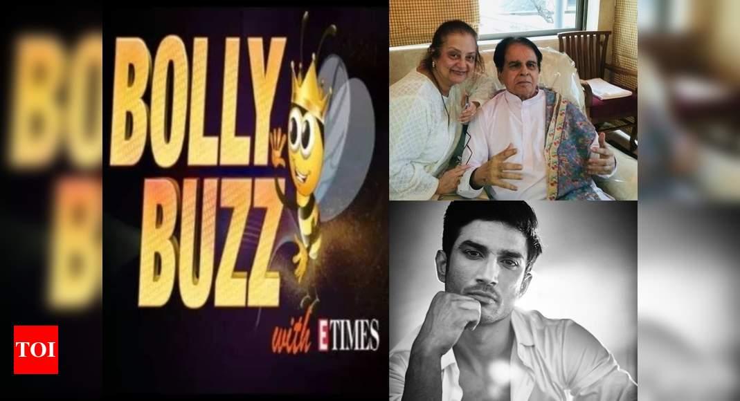 Bolly Buzz: Dilip Kumar heads home from hospital