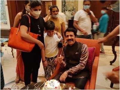 Sooraj Thapar returns to 'Shaurya Aur...'