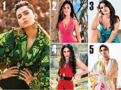 The Times 20 Most Desirable Women on TV 2020