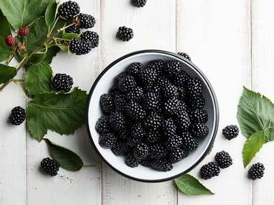 5 black foods to incorporate in your diet