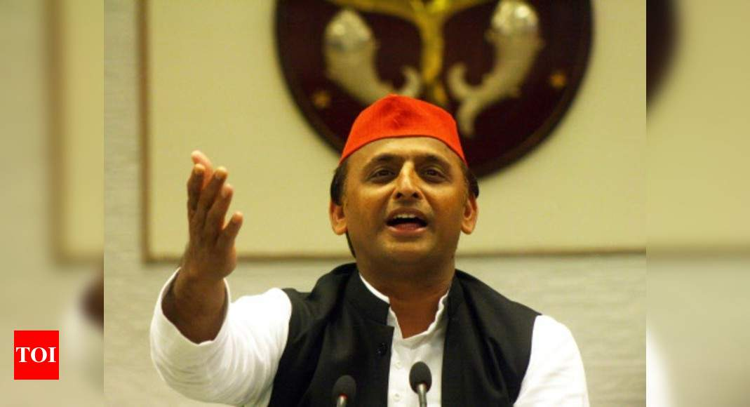 Bad days have come for UP CM as he's wandering door-to-door to retain post: Samajwadi party chief Akhilesh Yadav