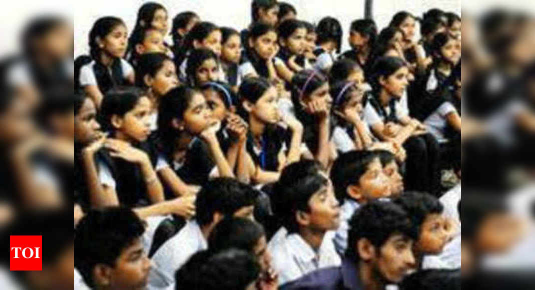 Karnataka: Edu dept releases road map for new year; plan based on gadget accessibility – Times of India