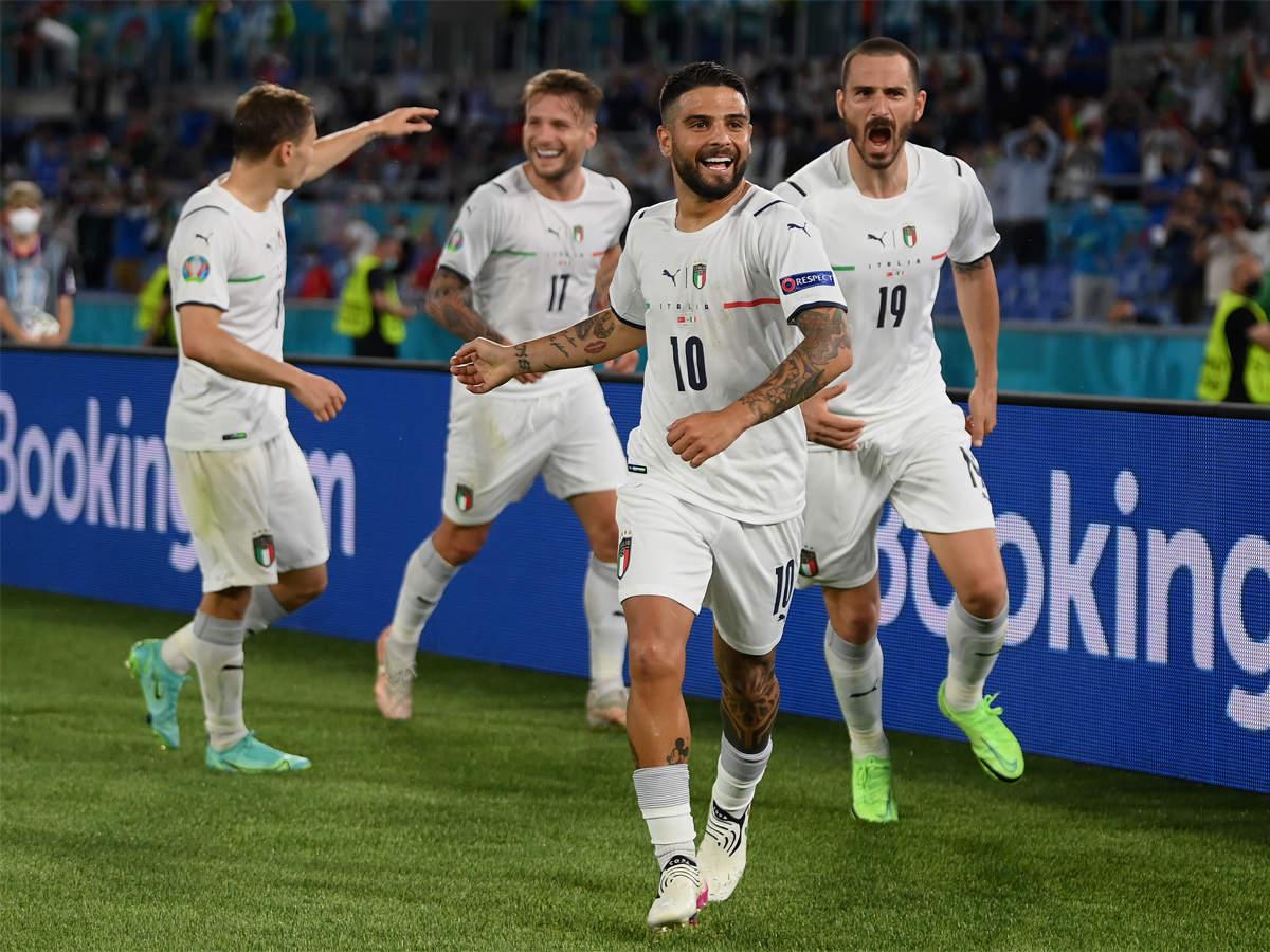 UEFA EURO 2020, Turkey vs Italy Highlights: Italy beat Turkey 3-0 in the  opener - The Times of India