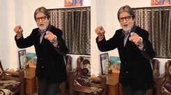Priyadarshan is awestruck by Amitabh Bachchan's look-alike Shashikant Pedhwal